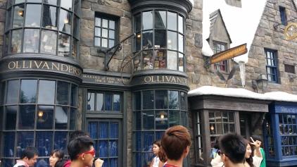Ollivander's Shop