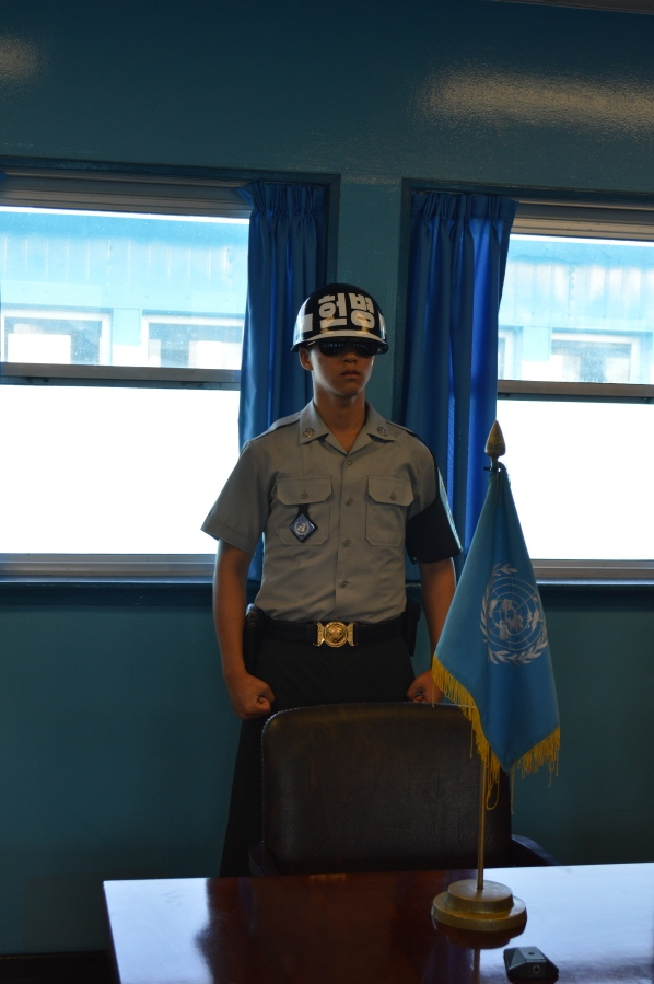 South Korea Soldier Ready