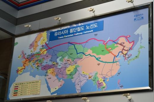 Trans Continental Eurasian Railway