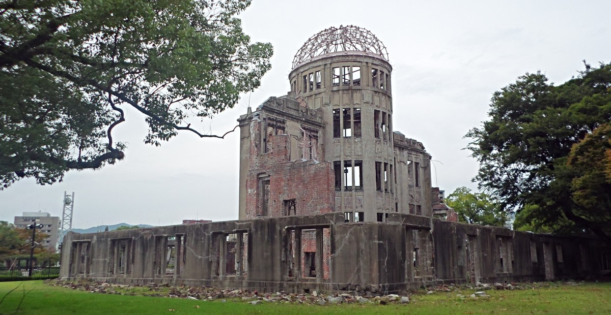 Hiroshima Peace Museum, Gardens, and Peace Memorial Park  barefootglobal