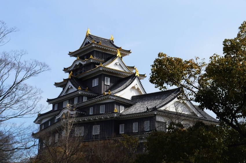 """Okayama's """"Crow Castle"""""""